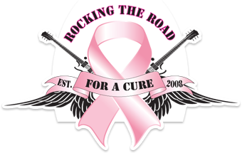Rocking the Road for a Cure Logo