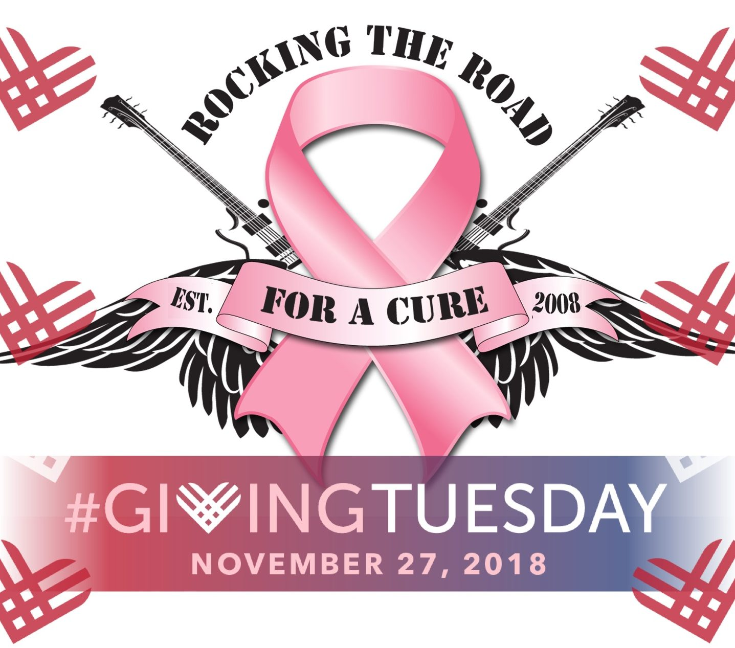 GivingTuesday NY Breast Cancer Fundraiser